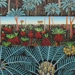 Australia's Fabulous Flora in Linoprints