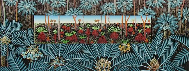 Anna Curtis palms