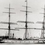 Hesperides arrives Melbourne Australia - 30th December 1878