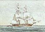 Brigantine_Black_Joke_(1827)_and_prizes