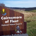 Sculpture Treasure Hunt at Cairnsmore of Fleet Nature Reserve