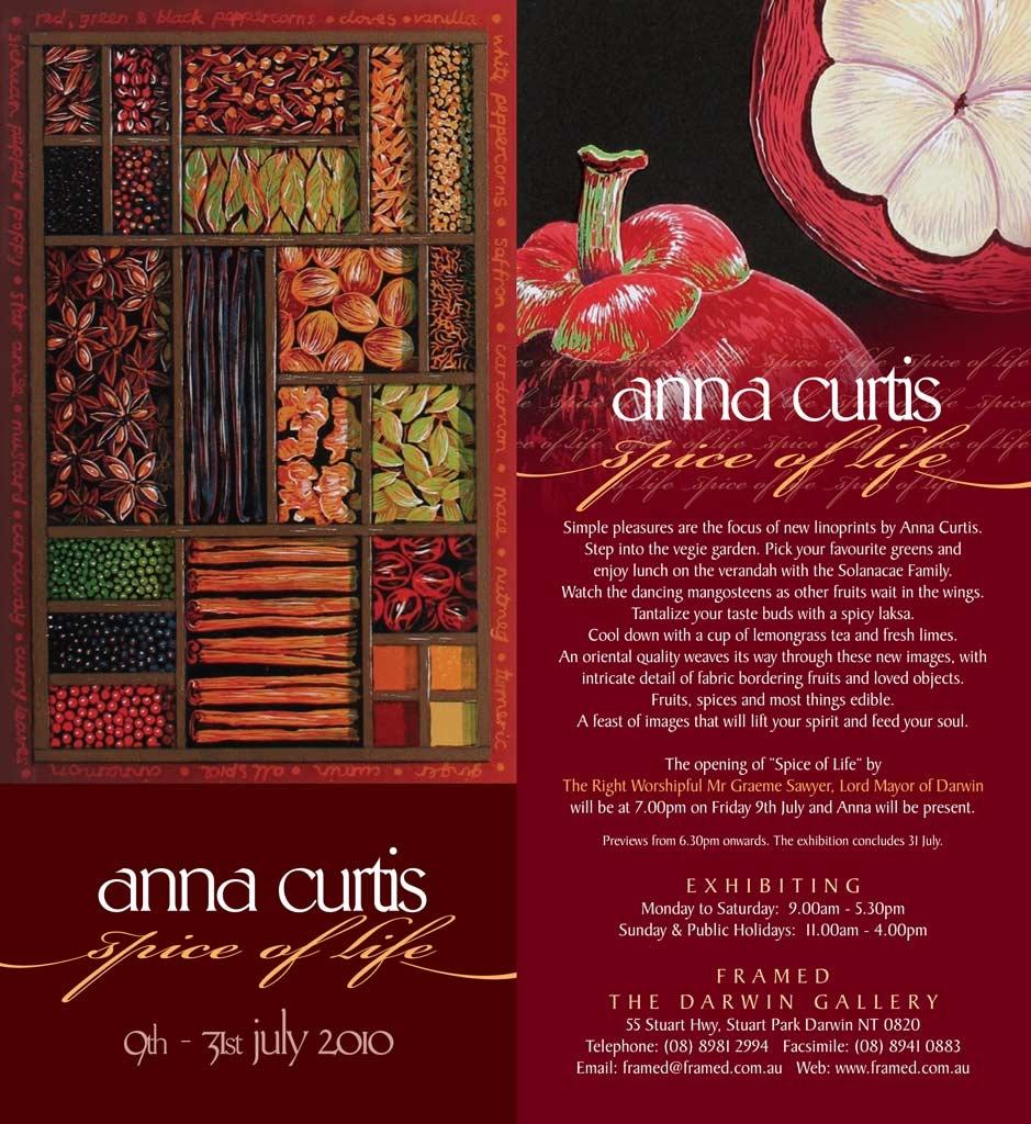 Anna Curtis