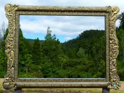 Waitakere Ranges, Auckland, New Zealand