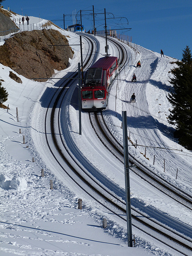 Train Switzerland