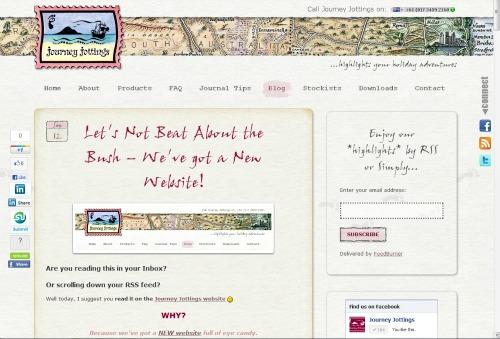 Journey Jottings Blog