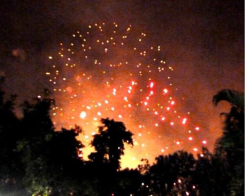 Fireworks Brisbane