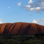 Uluru - The Day I First Laid Eyes on Uluru (Ayers Rock)