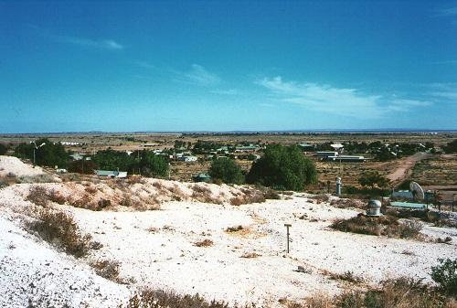 White Cliffs Opal Fields