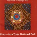 Landscapes of Uluru - The Red Centre of Australia