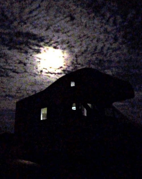 Devils Marbles Moon