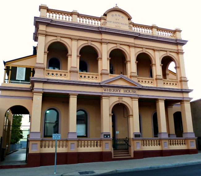 Image: Bank of NSW, Charters Towers