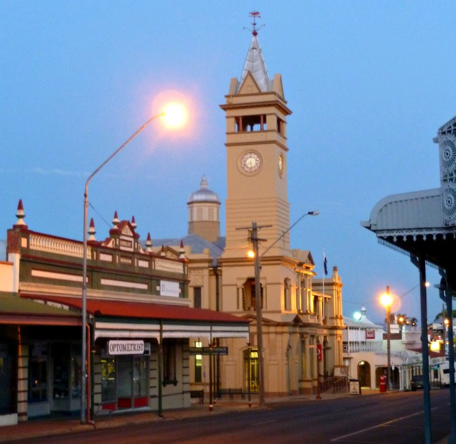 Charters Towers Clock Tower