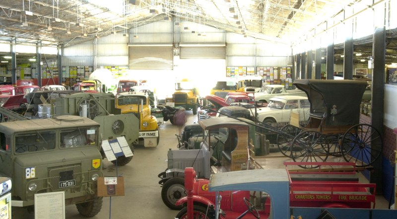 National Road Transport Hall of Fame in Alice Springs