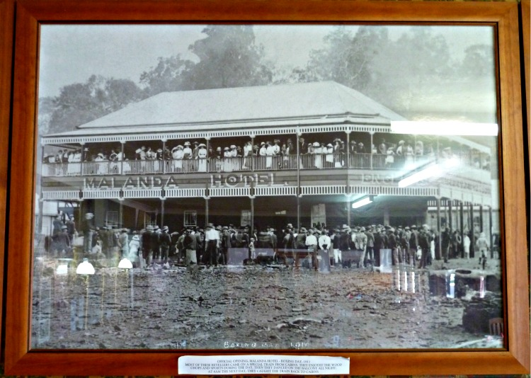 Malanda Hotel 1911