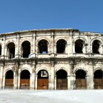 Postcard from... the Amphitheatre in Nimes, France