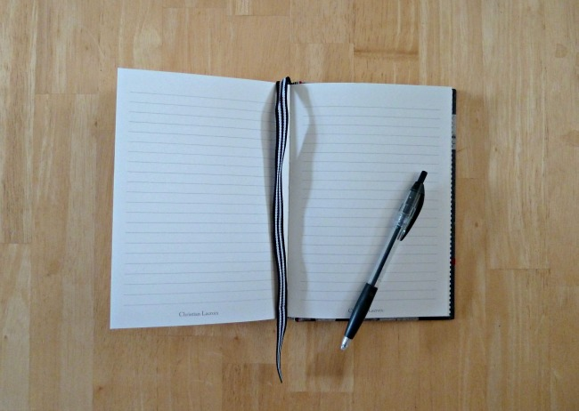 The journal I meant to start...