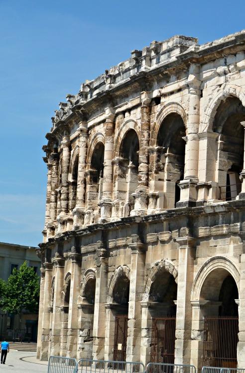 Nimes Amphitheatre