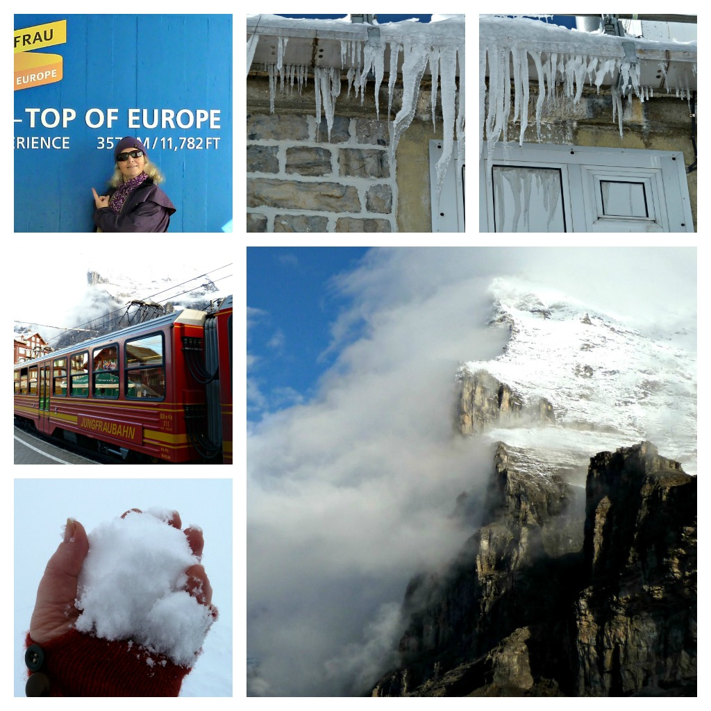 travel highlights Jungfraujoch Switzerland