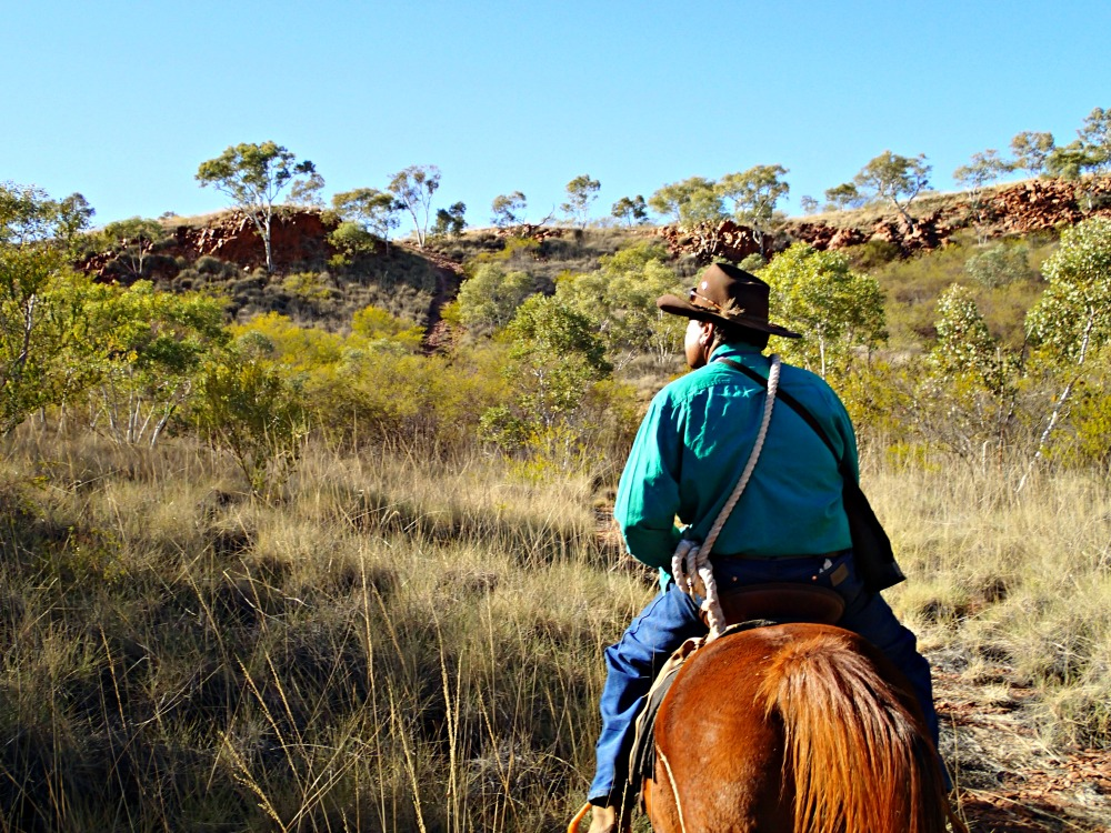 horse riding northern territory australia