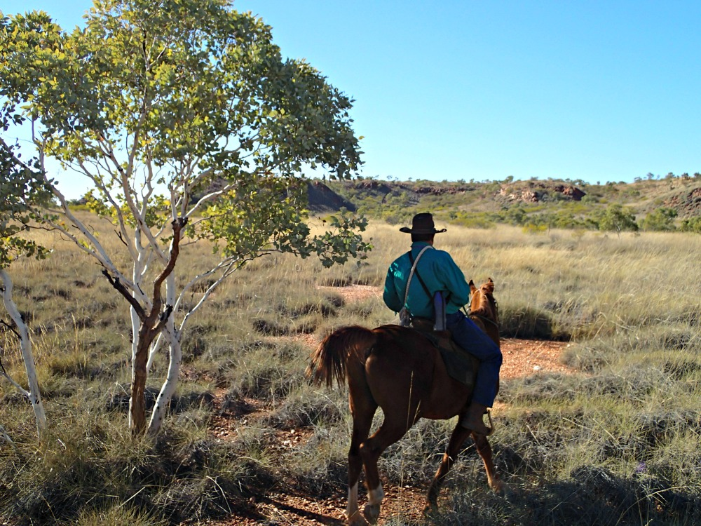 horse riding northern territory
