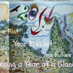 Year Past, Year Present, Year Future... Keeping a Year at a Glance