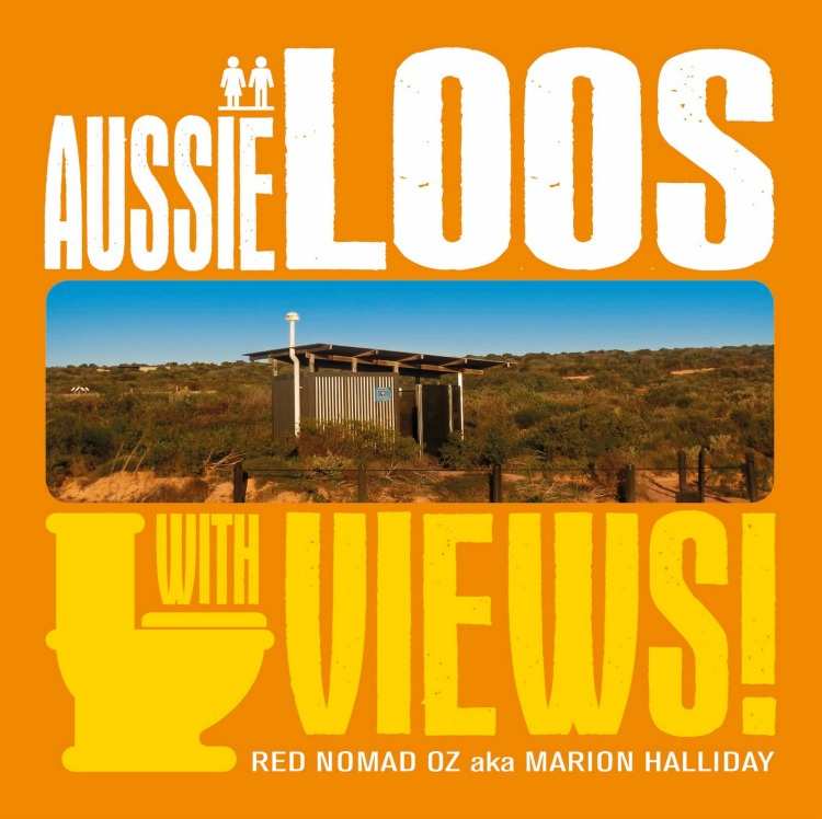 Red Nomad Oz book cover of Australian Public Toilets