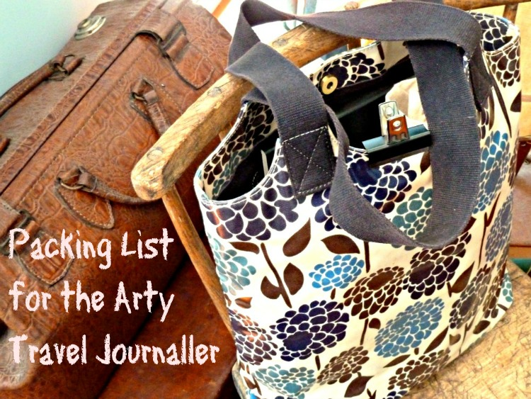 Packing List Travel Journal