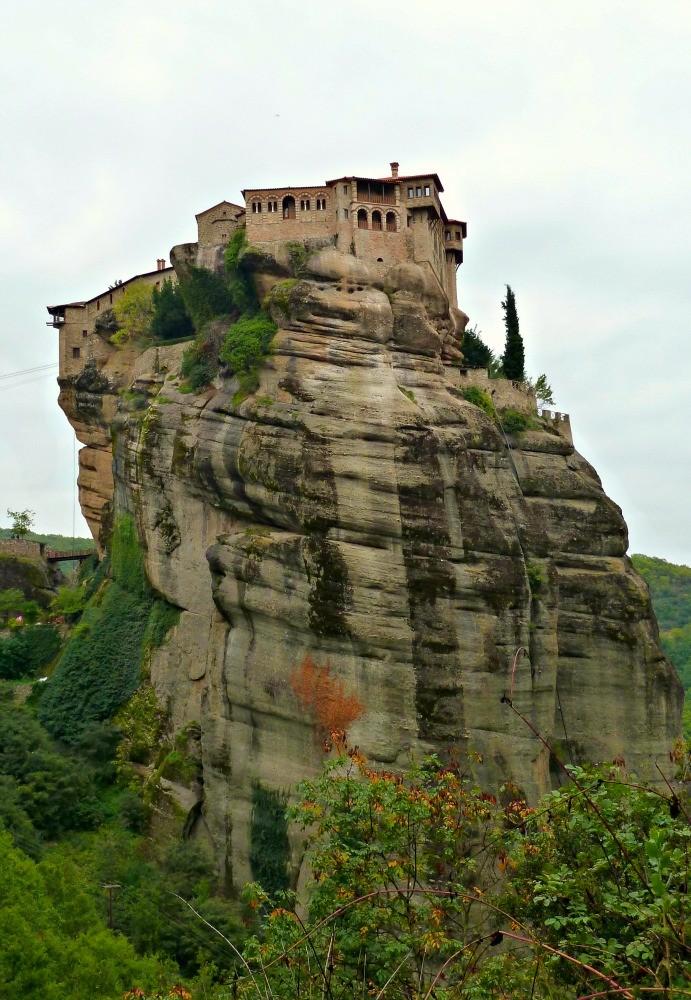 Varlaam Monastery Greece