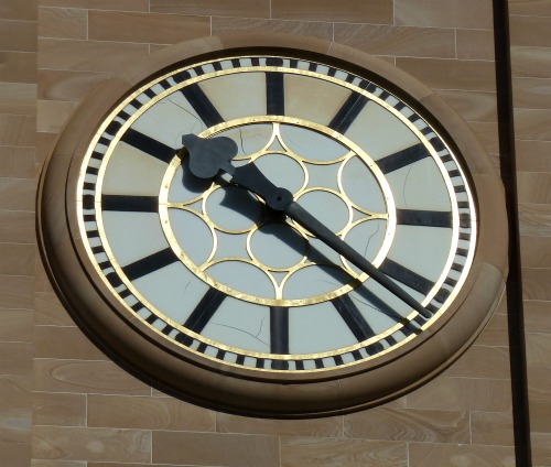 Town Clock_439