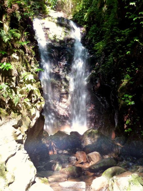 Tollerigumai Boxlog Falls, Green Mountain, Australia