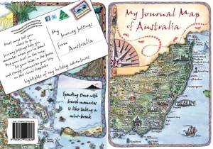 Journal Map Covers