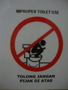 Toilet Use Malaysia