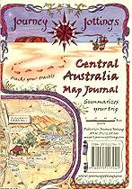 Central Australia Map Cover