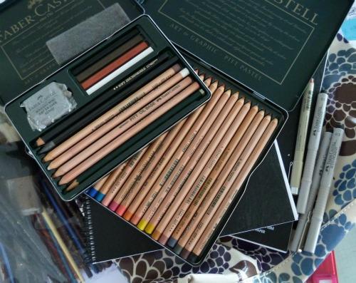 travel journal equipment