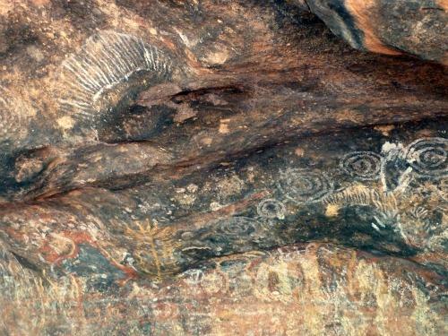 Uluru Rock Art