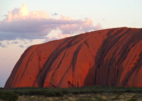 Uluru Rock Australia