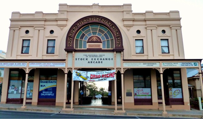 Stock Exchange, Charters Towers