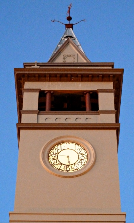 Clock Tower Charters Towers