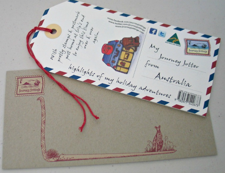 Australia Journey Jotter