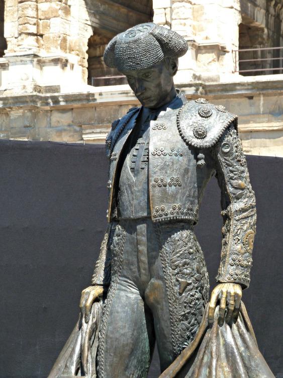 Nimes bullfighter
