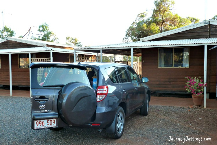 Uluru Fact - Hiring a car is the best way to get around while visiting Uluru and Kata Tjuta