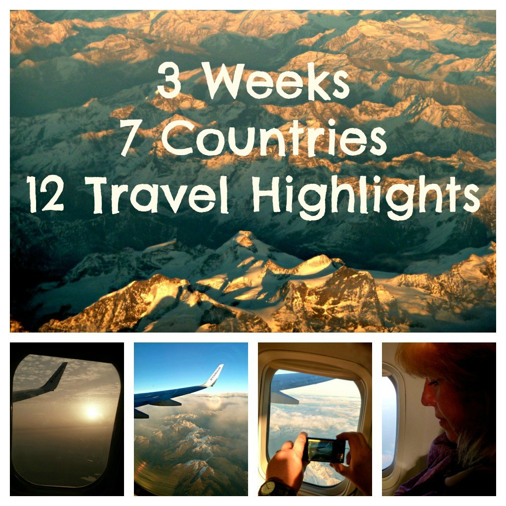 3 weeks 7 countries 12 travel highlights