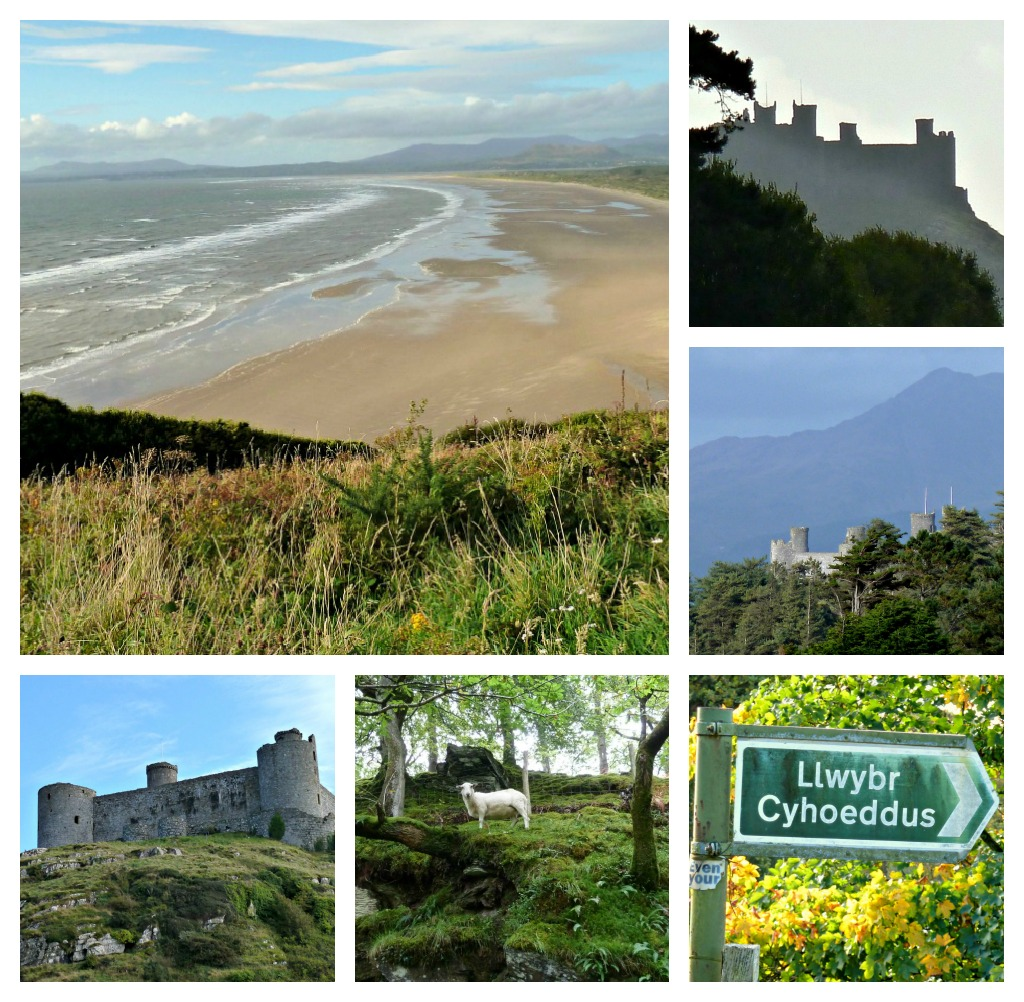travel highlights Wales