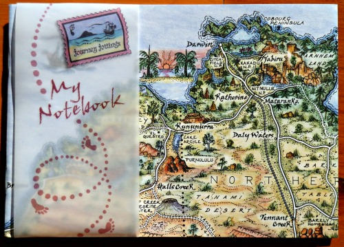 Top End and the Kimberleys pictorial map