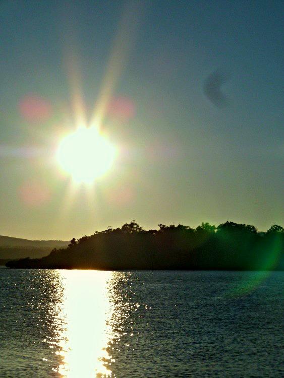 Sunrise Stradbroke Island