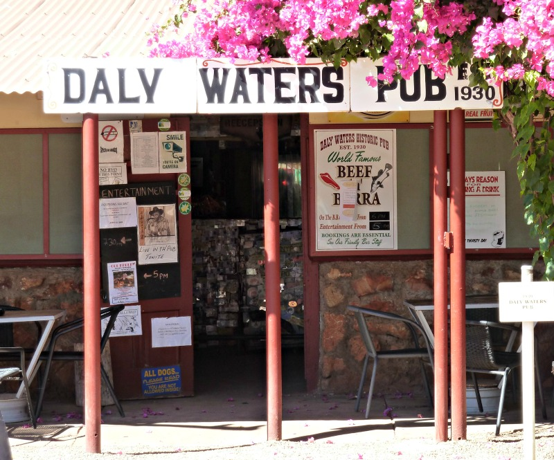 Daly Waters Pub established 1930