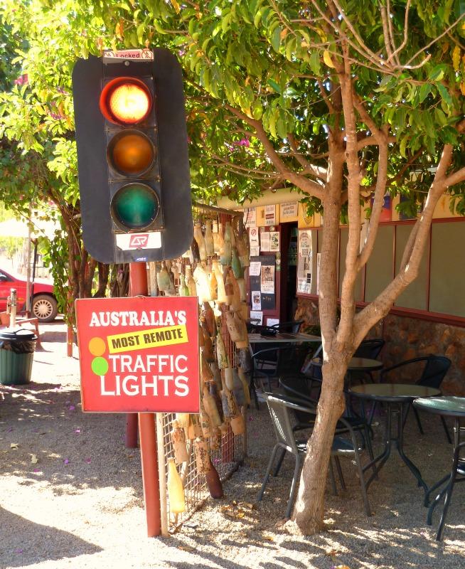 Remotest set traffic lights
