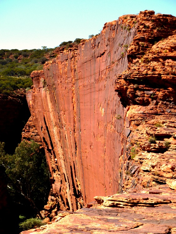 A slice of Kings Canyon