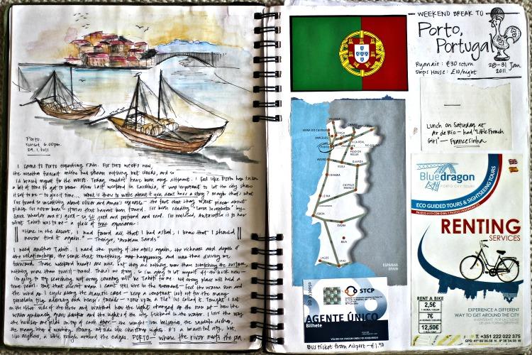 Candace Journal - Porto