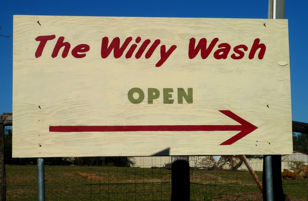 The Willy Wash